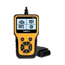 V311A Car Diagnostic Tool OBD2 Scanner OBDII Scanner Code Reader Automotive Tool