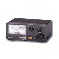 NISSEI RS-402 Power Meter 125-525MHz 200W SWR Watt Meter with Large Meter Display