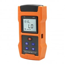 Optical Power Meter & VFL Visual Fault Locator TL563A-V1 Measuring Range -70 to +10dBm Output 1mW