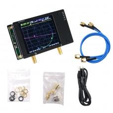 50K-3GHz NanoVNA Vector Network Analyzer Antenna Analyzer For Shortwave HF VHF UHF