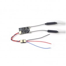 Flit10 RX 2.4G Micro 10 Channels Receiver w/ IBUS Telemetry Module for FLYSKY i4 i6 i6s RC FPV Drone