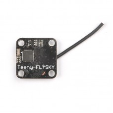 For Flysky AFHDS-2A Receiver 2.4GHz IBUS 10CH/PPM 8CH Support for I6 I6S I6X I10 Tinywhoop Toothpick