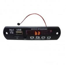 Bluetooth 4.0 Audio Decoder Board Stereo Music Module APE FLAC WAV WMA MP3 8-18V Support APP Control