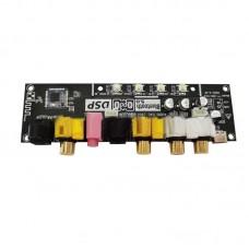 Bluetooth 5.0 Audio Board DAC ADC 24-bit Transmitter Receiver Converter Board DSP Fiber Output