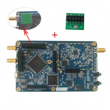 HackRF One Starter HackRF One SDR Board with Shielding Cover + TCXO Simulate GPS