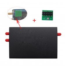 HackRF One Starter HackRF One SDR with Shielding Cover Aluminum Shell + TCXO Simulate GPS