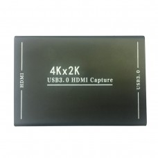 4K HDMI Video Card USB 3.0 2160P 30FPS HD Recording For Game Video Live Streaming