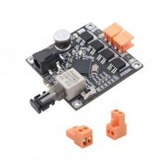 Mini DRSSTC Driver Board PDM DRSSTC Dual Modes Power Supply 12V DC (HFBR-2412 Fiber Optic Connector)