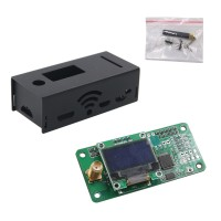UHF MMDVM Hotspot Kit Unassembled with Shell For DMR P25 YSF DSTAR Raspberry Pi 3 Zero W