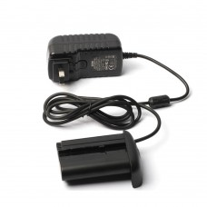 ZITAY D-TAP to LP-E19E4 Dummy Battery Adapter External Power Supply for Canon 1DX/1DX2/1DX3/1D4