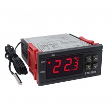 STC-1000 Digital Temperature Controller Thermoregulator Thermostat Incubator for Heating Cooling 12V