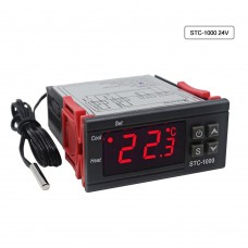 STC-1000 Digital Temperature Controller Thermoregulator Thermostat Incubator for Heating Cooling 24V