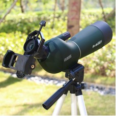 SVBONY SV28 Monocular Telescope +Tripod 70mm 20-60x Waterproof Zoom Spotting Scope for Bird Watching
