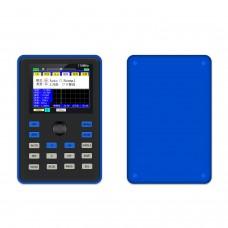 """DSO1C15 Handheld Digital Oscilloscope 2.4"""" Screen 500 MS/s Sampling Rate 110MHz Analog Bandwidth"""