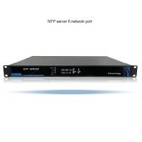 Network Time Server NTP Server IRIG-B 6 Network Ports for GPS Beidou GLONASS Galileo QZSS