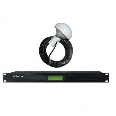 MA-802/G Network Timer Server NTP Timer Server with 30m Antenna Support for GPS Timing