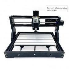 CNC 3018 PRO Laser Engraver Wood Router Machine DIY Engraving Machine GRBL Control w/ 500mw Laser