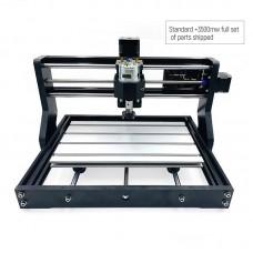 CNC 3018 PRO Laser Engraver Wood Router Machine DIY Engraving Machine GRBL Control w/ 3500mw Laser