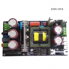 P800 Switching Power Supply Board LLC Soft Power Module for Power Amplifier 220V Input ±70V Output