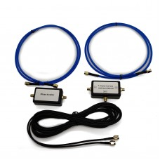 YouLoop Magnetic Antenna Portable Passive Magnetic Loop Antenna for HF and VHF