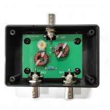 Antenna Splitter Kit RX HF TV Satellite Coax Cable Signal Splitter 0.1-50 MHz 50 Ohm Unassembled