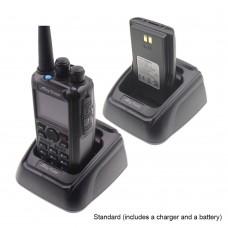 Anytone AT-D878UV Walkie Talkie DMR Radio Analog Digital APRS GPS Global Intercom w/ Charger Battery