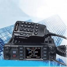 AnyTone AT-D578UV Bluetooth Car Radio Transceiver GPS Walkie Talkie DMR Digital Analog Dual Band