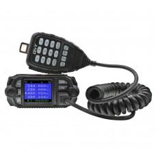 QYT KT-8900D VHF UHF Car Radio Station 2 Way Dual Band Mobile Radio Walkie Talkie Standard Version