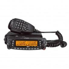 TYT TH-9800 Mobile Radio Quad Band 50W Car Transceiver Walkie Talkie Dual Display Repeater Scrambler