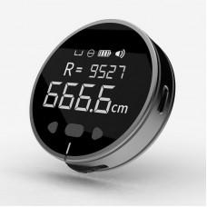 For Xiaomi DUKA Little Q Electronic Ruler Portable Rangefinder Measuring Tape LCD Digital Screen