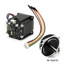 STM32 Closed Loop 57 Stepper Motor Driver 8D Shaft Kit For 3D Printing Servo Stepping Mechaduino