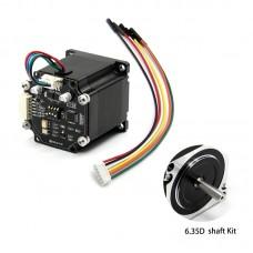 STM32 Closed Loop 57 Stepper Motor Driver 6.35D Shaft Kit For 3D Printing Servo Stepping Mechaduino