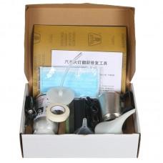 Car Headlight Restoration Kits Automobile Headlamp Polish Repair Clean Tool Remove Scratch Yellowing