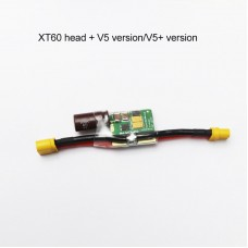 CUAV HV-PM Power Module Ammeter XT60 Connector Support 60V 5A For V5/V5+ Flight Control