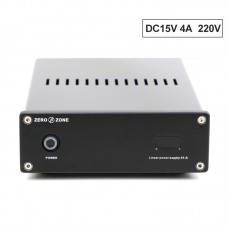 DC Audio Linear Power Supply 5-20V@4A w/ Overpressure Protection LED Display DC 15V 4A AC 220V