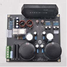 Class H STK419-110 HIFI Amplifier Board Thick Film 50W*2 High and Low Voltage Power Supply Assembled