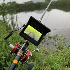 Visual Fish Finder Underwater IR Night Vision HD Fishing Camera Monitor Detector 4.3 Inch Display