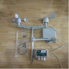 IoT 51WS5 Weather Station Data Network Sharing Support APRS Wind Speed Wind Direction Rainfall