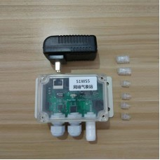 IoT 51WS5 Weather Station Data Network Sharing Host Support APRS Wind Speed Wind Direction Rainfall