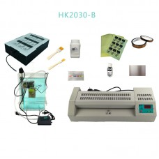 Circuit Board Making Equipment HK320SR Thermal Transfer Machine HK2030 Etching Machine Kit for PCB DIY