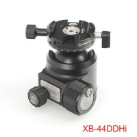 XB-44DDHi Superior Low-Profile Tripod Ball Head Panoramic Ball Head Load 40KG w/ Panning Clamp DDH-06