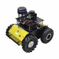 Mecanum Wheel Robot Car DIY Smart Car Frame Support ROS MAVROS RTK Automatic Cruise Binocular VIO