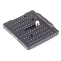 DPG-50R 50mm Universal QR Plate Quick Release Plate For Arca Style Clamp Canon 5D 5DII 7D Cameras