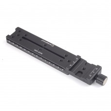 DMP-200R 200mm Nodal Slide Nodal Rail Multi-Purpose Rail with Clamp For Arca Really Right Stuff