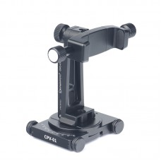 CPV-01 Camera Dolly + CPC-01 Mobile Phone Bracket For 360° Panoramic Photography Accessories