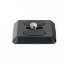 PT-39R 39mm Universal Quick Release Plate QR Plate For Arca-Swiss Style RRS Compact Cameras