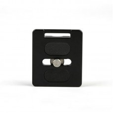 DP-39R 39mm Universal Quick Release Plate QR Plate For Arca-Swiss Style Compact Cameras