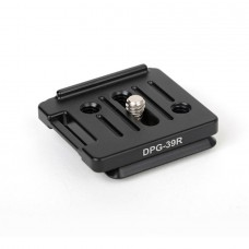 DPG-39R 39mm Universal Quick Release Plate QR Plate For Arca-Swiss Nikon D80 Canon 550D Cameras