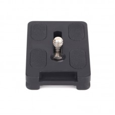 DP-60R 60mm Universal QR Plate Quick Release Plate For Medium Large Format Cameras