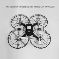 Thone T300 3D Printing Drone Frame Education Version for Pixhawk Flight Control UgCS w/ AT9S Remote Control